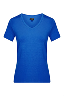 V-neck topp midnight