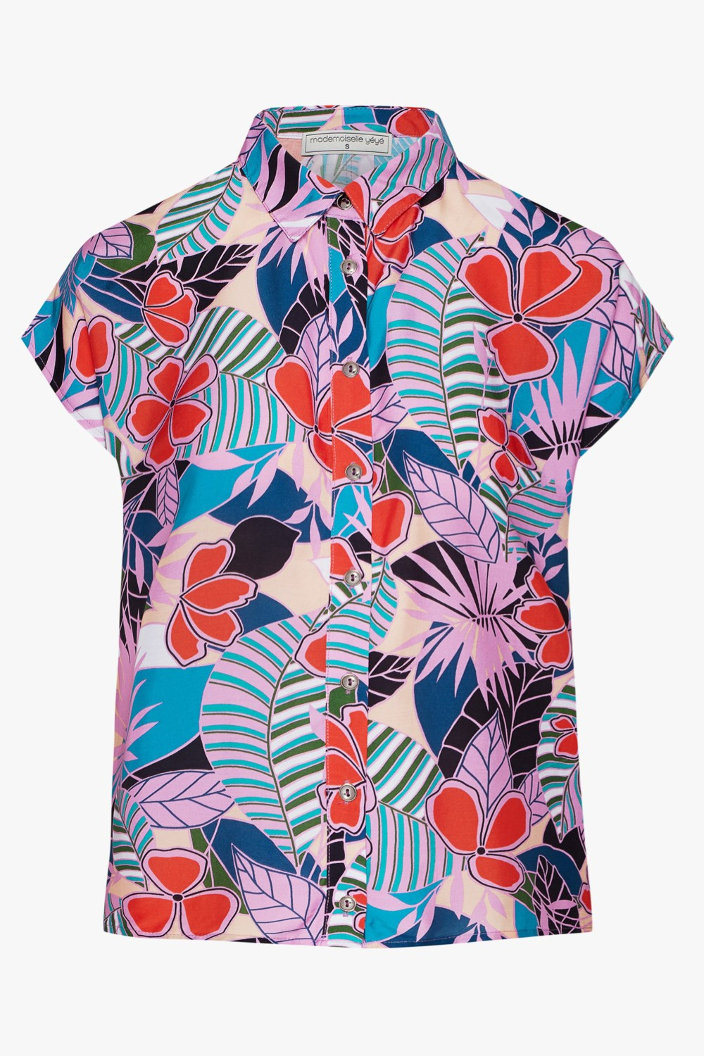 Here comes the summer blouse