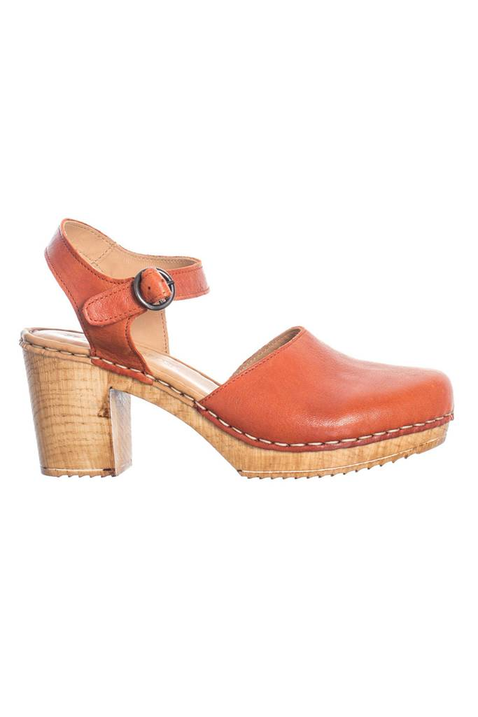 Amelia sko Orange Spice