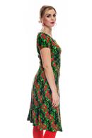 Hedvig klänning Vinbär