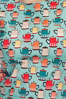 Rut klänning Kaffekanna