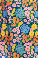 Saga klänning Blomklasar