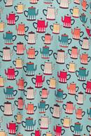 Siv klänning Kaffekanna