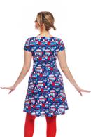 Siv klänning Pentry