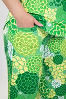 Carin culotte Zinnia green