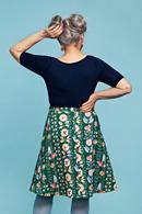 Sonja kjol Blomranka