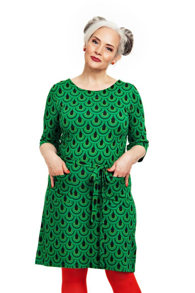 Doris klänning Drake