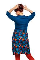 Majken kjol Abstrakt