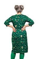 Agneta klänning Apor