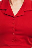 Monica klänning Röd