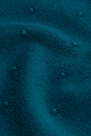 Roundneck kofta raglan droplet Orient Blue