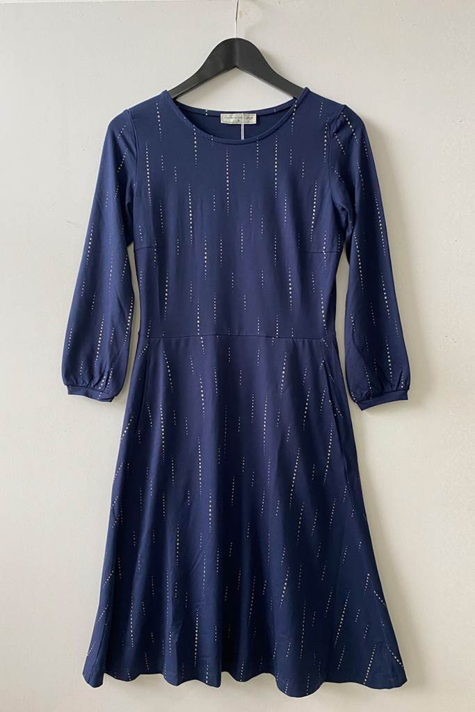 Hey, Good Lookin' klänning Sparkle Blue