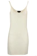 Slip dress Tencel off white