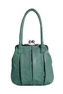 Annecy Bag - Buff washed Green spruce