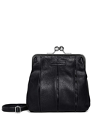Luxembourg Bag - Buff Washed Black