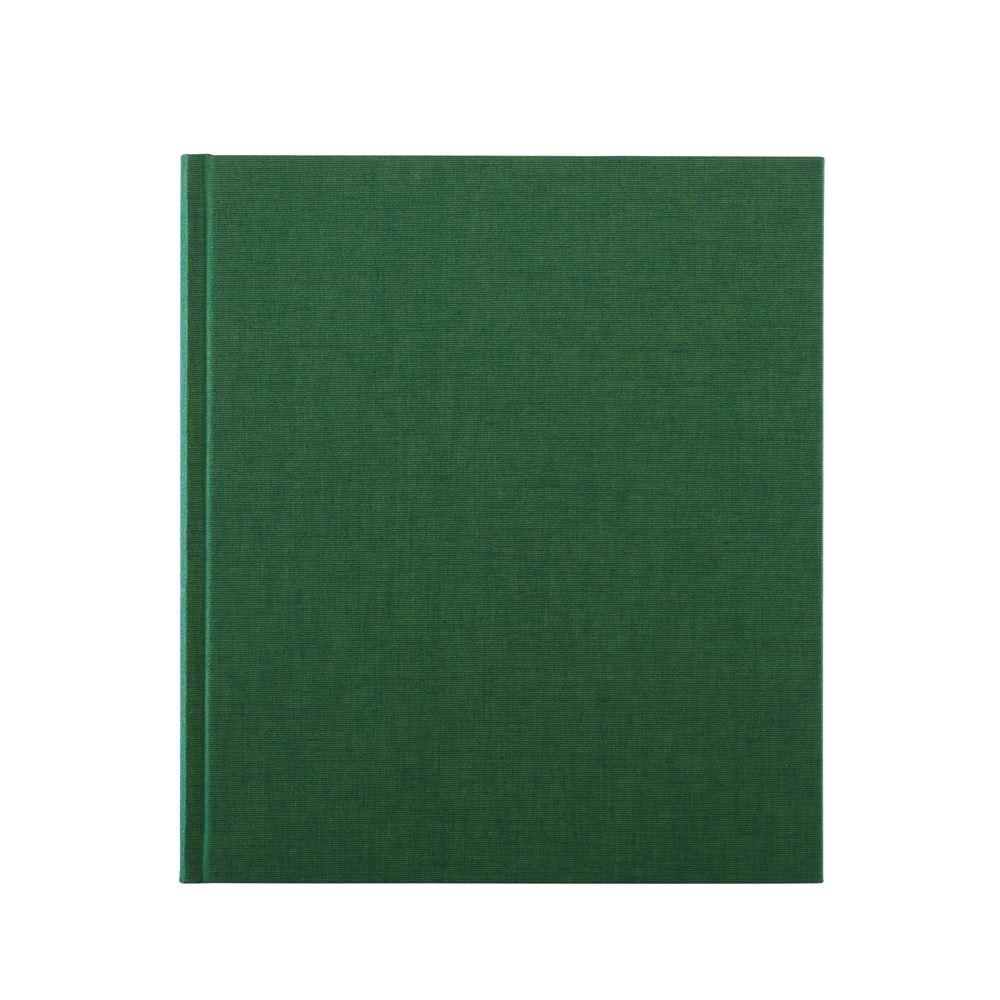Notizbuch gebunden, Green