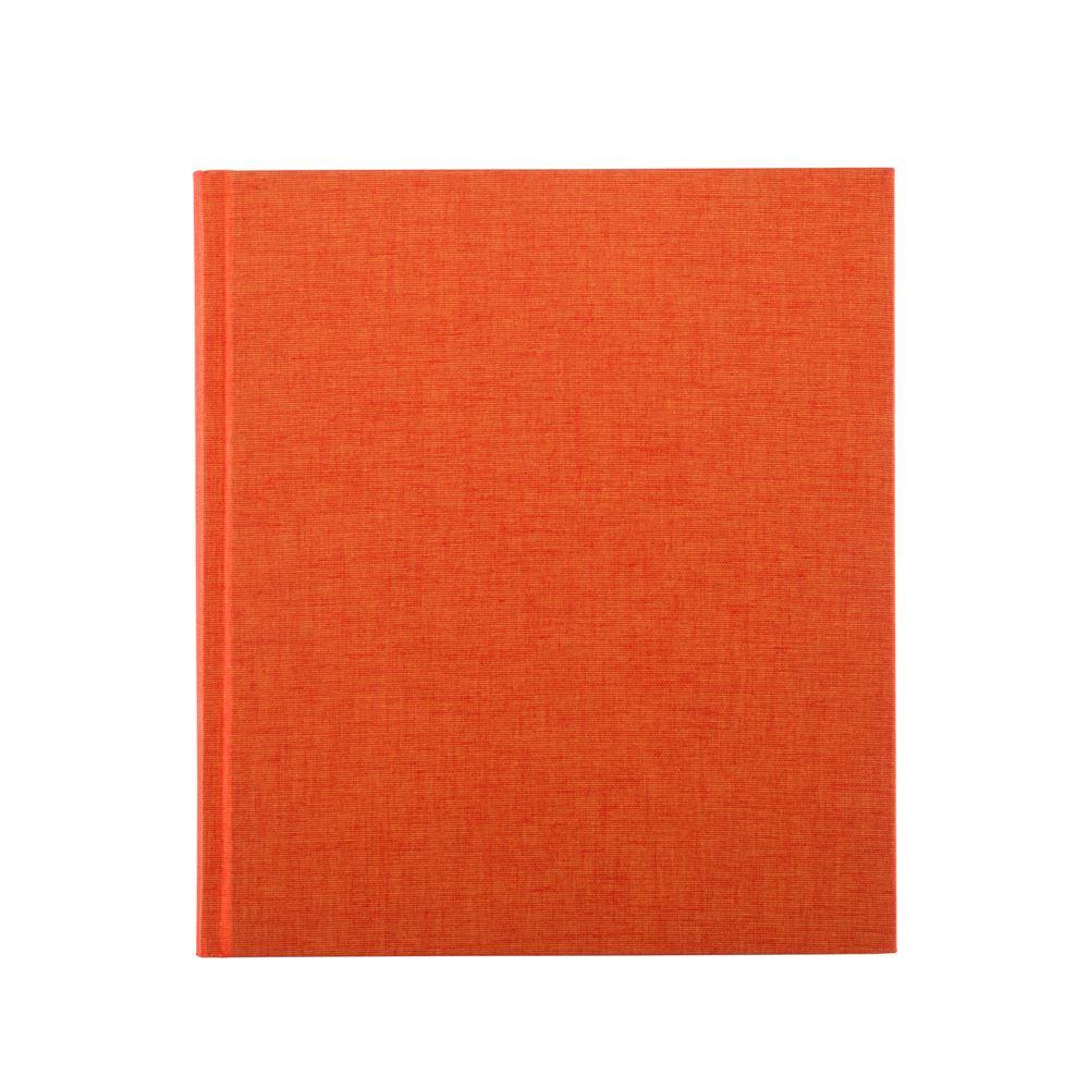 Anteckningsbok Orange