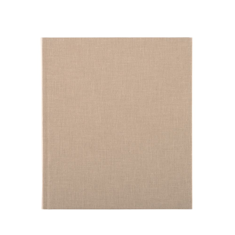 Notebook Sand brown 210x240 mm