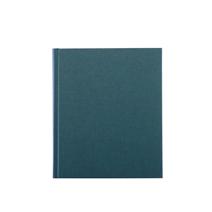Anteckningsbok Smaragdgrön 170x200 mm