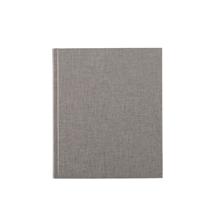 Notizbuch gebunden, Light grey