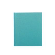 Notizbuch gebunden, Turquoise