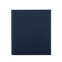 Notebook hardcover, Dark blue