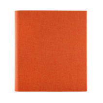 Photo album, Orange Size 23 x 28 cm