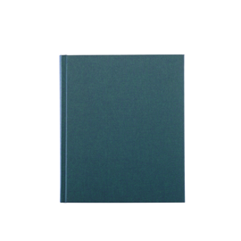 Inbunden Anteckningsbok, Smaragdgrön