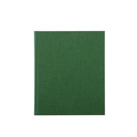 Inbunden Anteckningsbok, Klövergrön