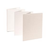 Accordion Album Ivory Size 15 x 19 cm