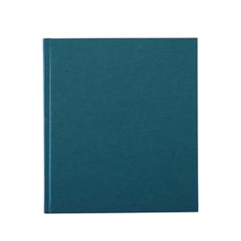 Anteckningsbok Smaragdgrön 210x240 mm