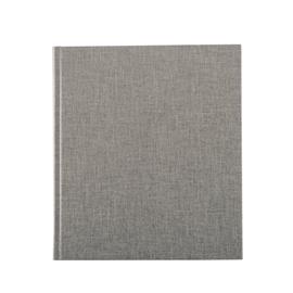 Anteckningsbok Ljusgrå 210x240 mm
