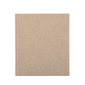 Notebook Sand brown