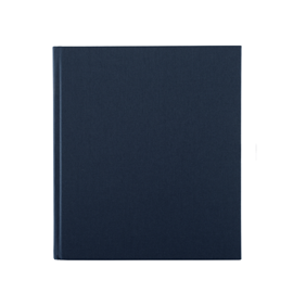 Notebook Hardcover, Smoke Blue 210x240 mm