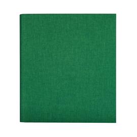 Fotoalbum, Grön Storlek 23 x 28 cm