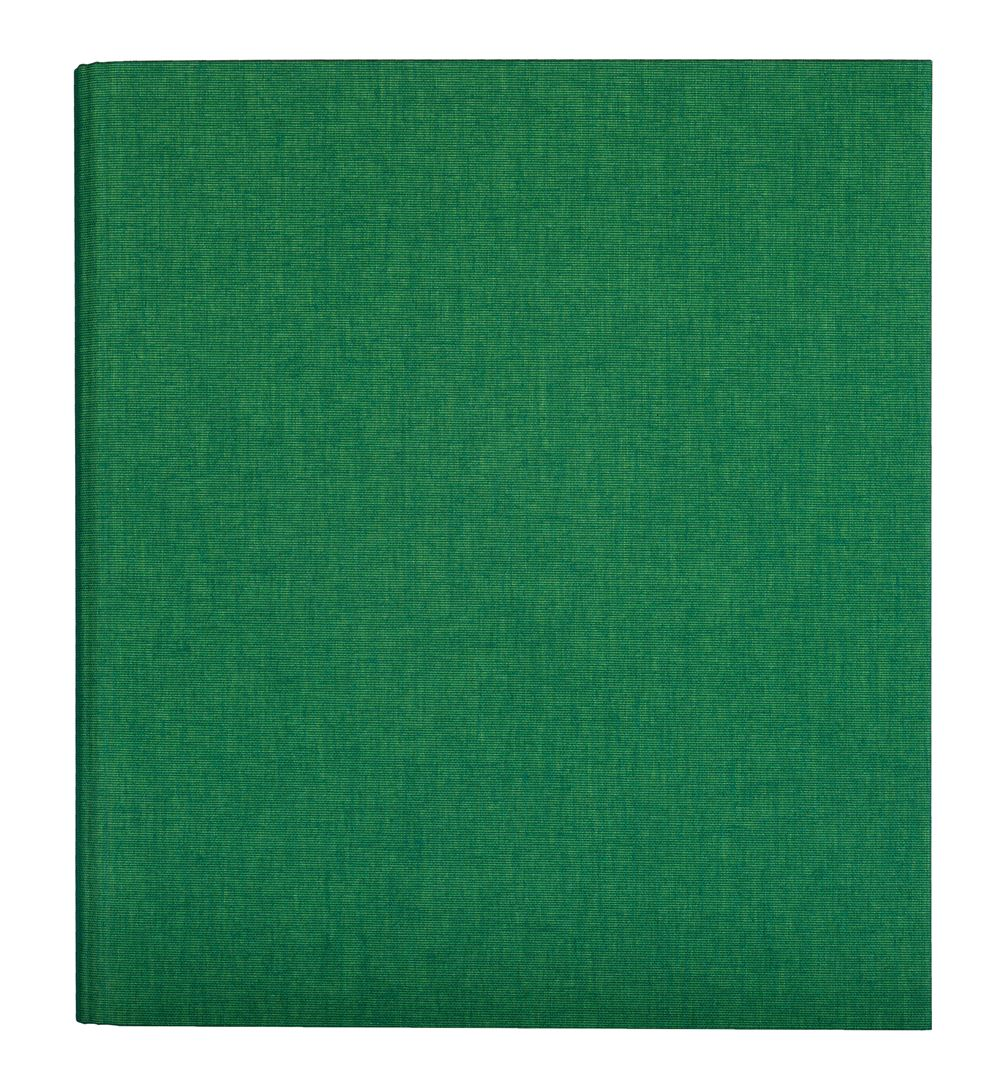 Binder A4 Green