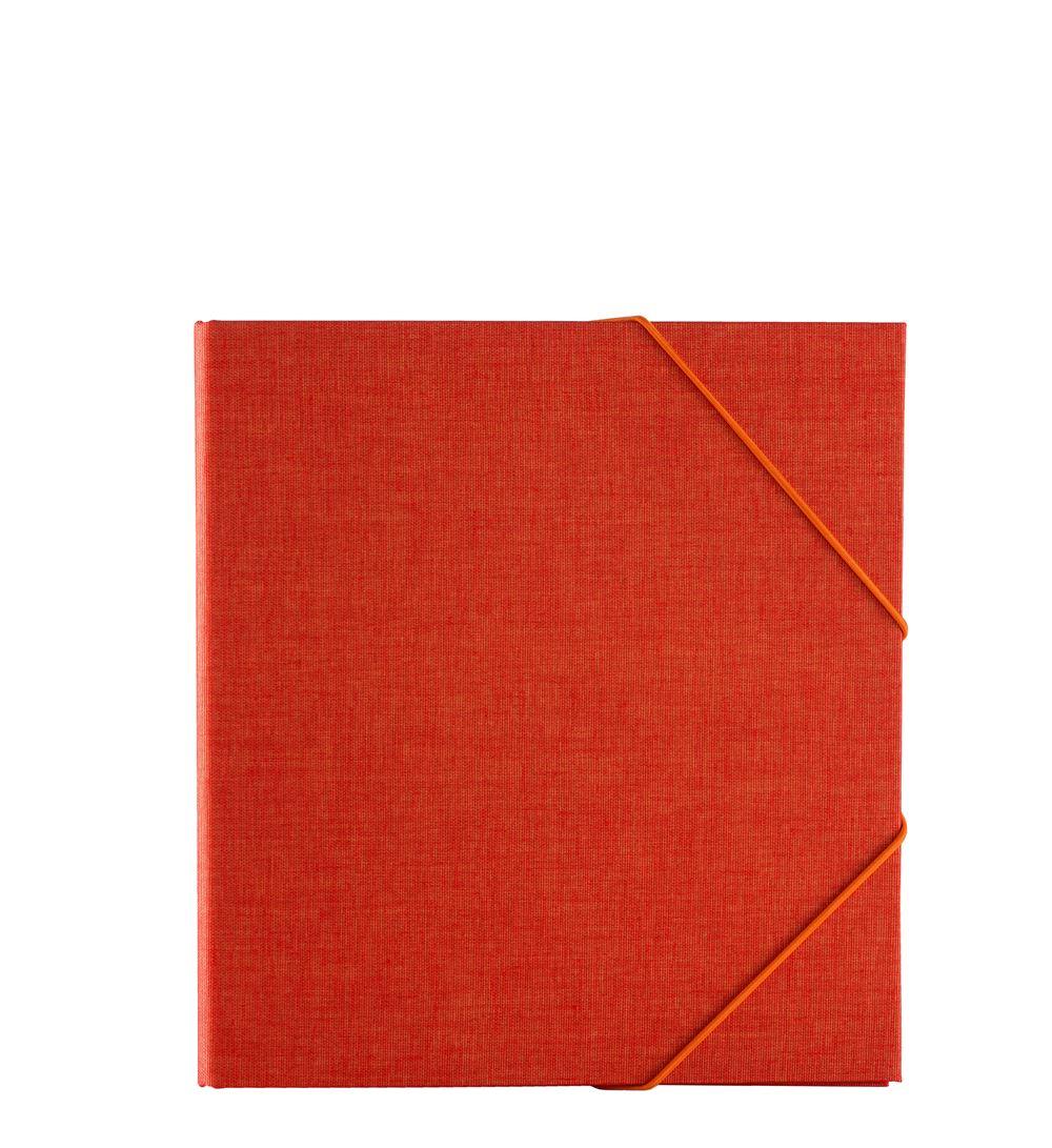 Ordner, Orange