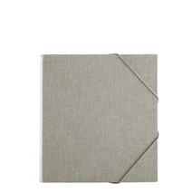 Binder, Light grey