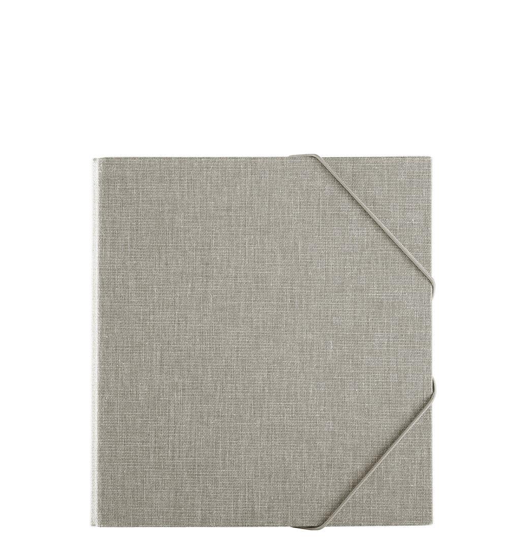 Binder, Pebble Grey