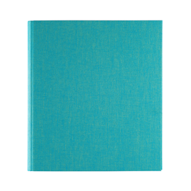 Photo album, Turquoise