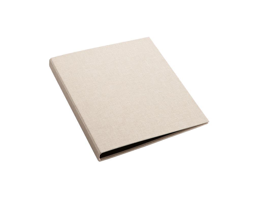 Binder, SAND BROWN