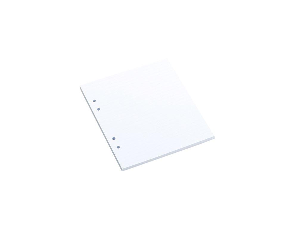 Anteckningsblad, Vit Storlek 17 x 20 cm