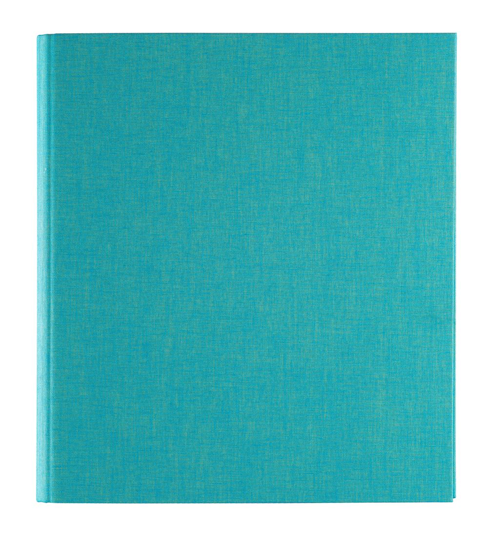 Binder A4  Turquoise