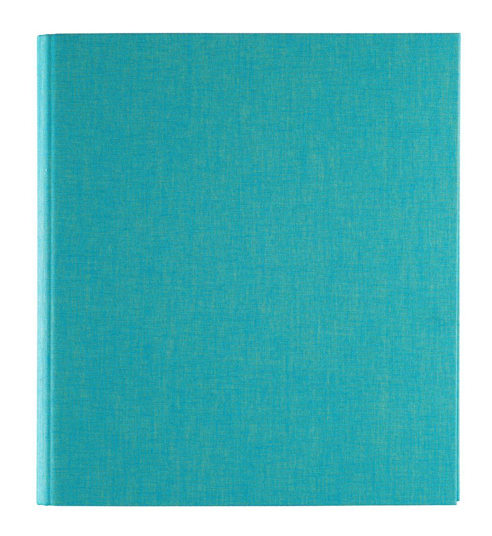 Ordner, Turquoise