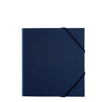 Binder, Smoke Blue