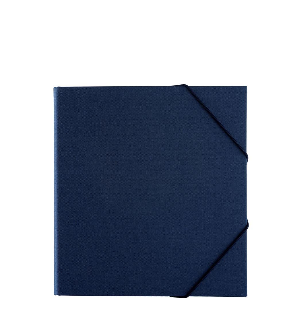 Binder, Smoke Blue