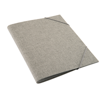 Folder, Pebble grey