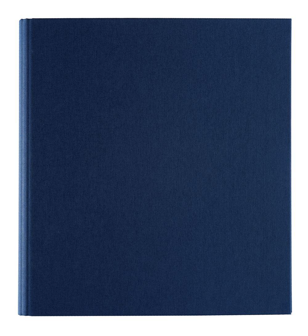 Binder A4 Dark Blue