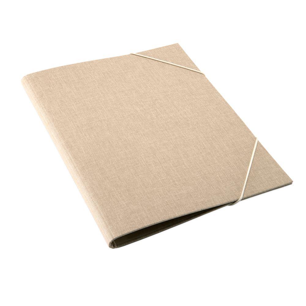 Folder, Sand brown