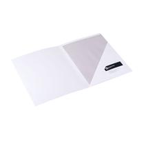 Paper folder, white